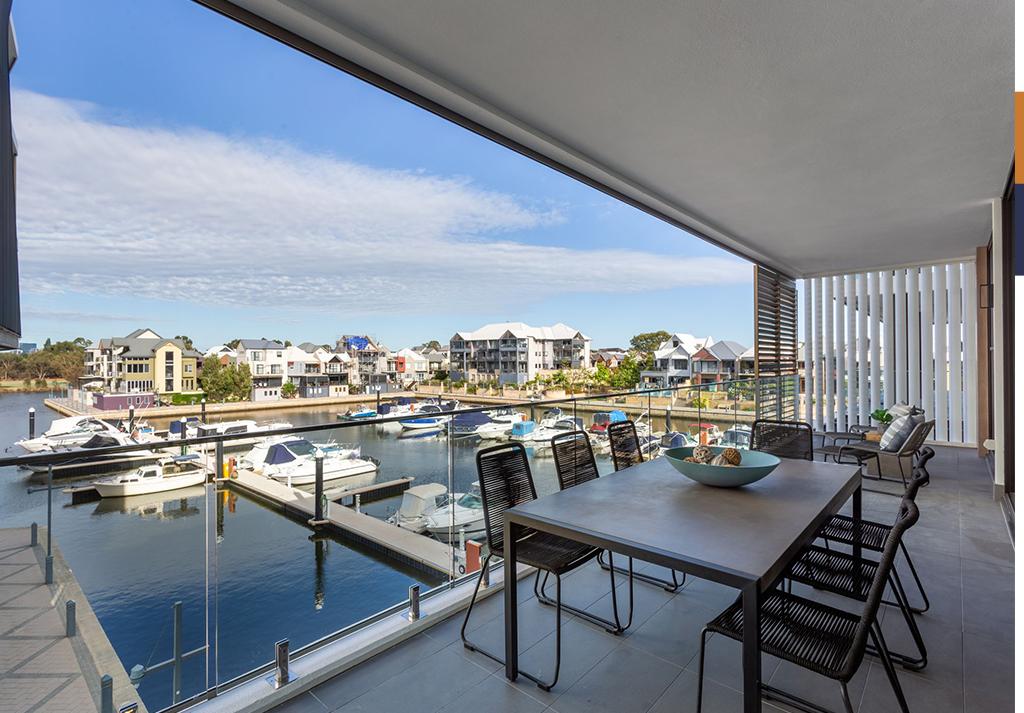 Marina East Apartments