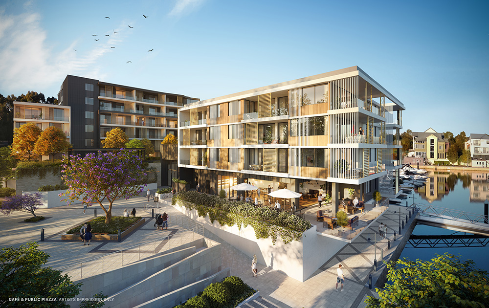 News | Marina East Waterfront Apartments, Ascot Waters